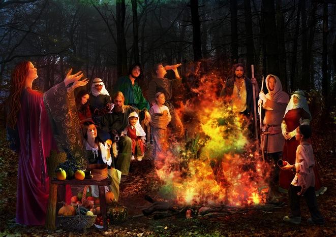 laboitedallumettes-samin-halloween-celtes-irlande-histoire-tradition-origines